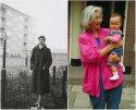Oma en eerste kleinkind